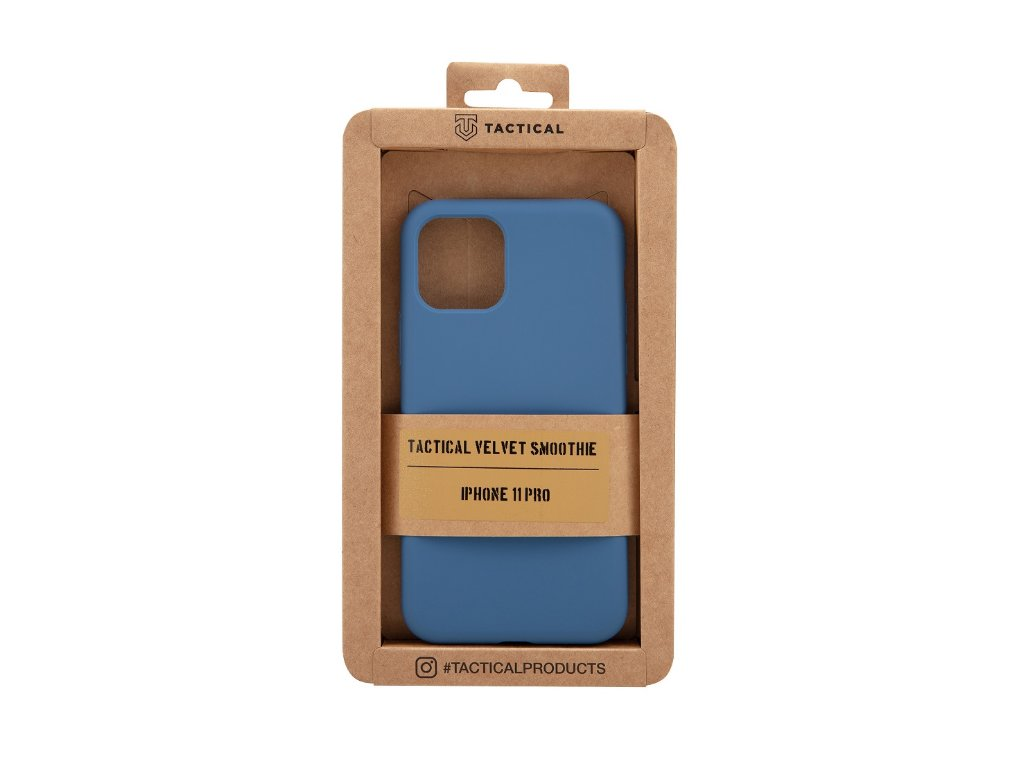 Tactical Velvet Smoothie Avatar - iPhone 11 Pro