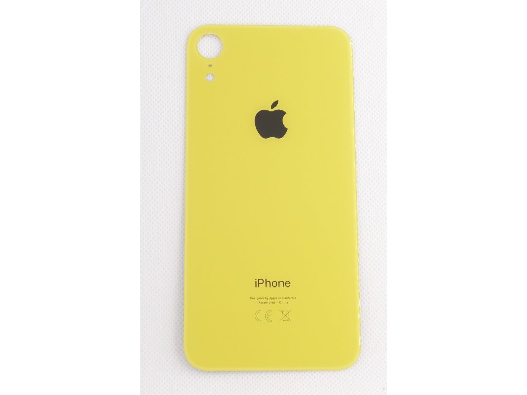 xr yellow