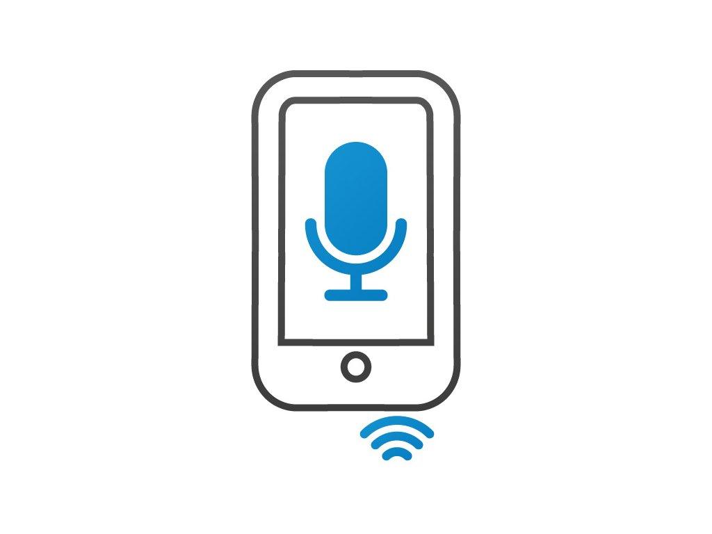 icon Oprava mikrofonu