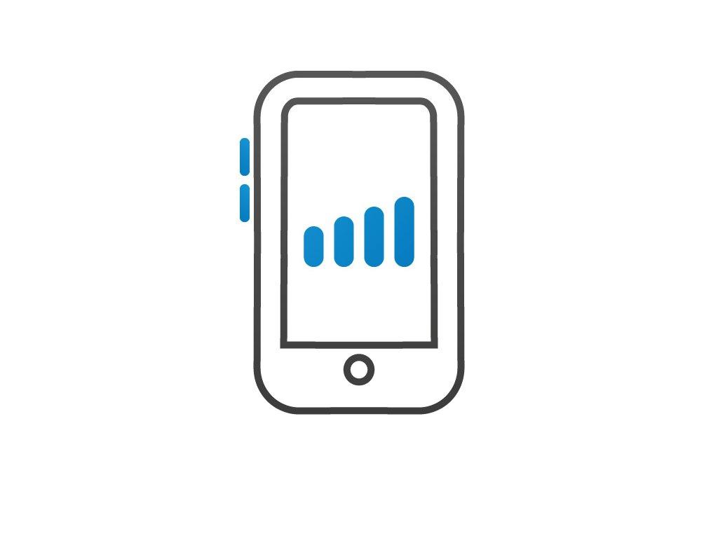 icon Výměna tlačítek pro regulaci hlasitosti