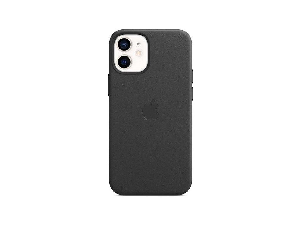 iPhone 12 Pro Max - Apple silikonový kryt MagSafe Black