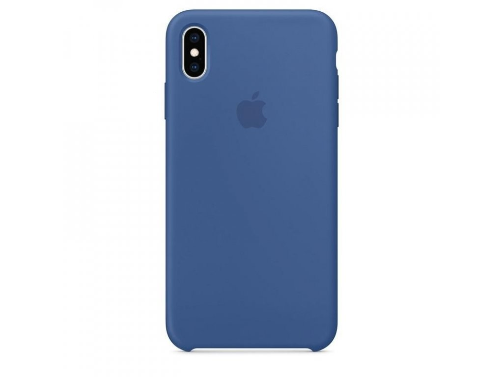 Apple Silicone Case Delft Blue - iPhone X/XS