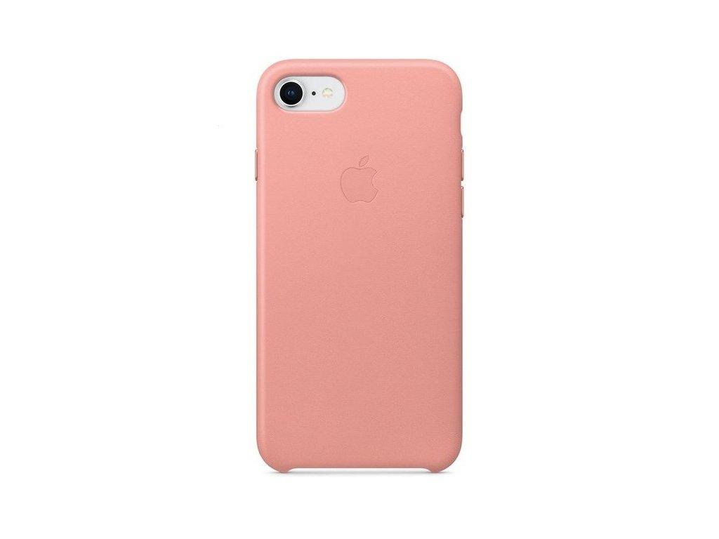 Apple Silicone Case Begonia - iPhone 7/8/SE 2020