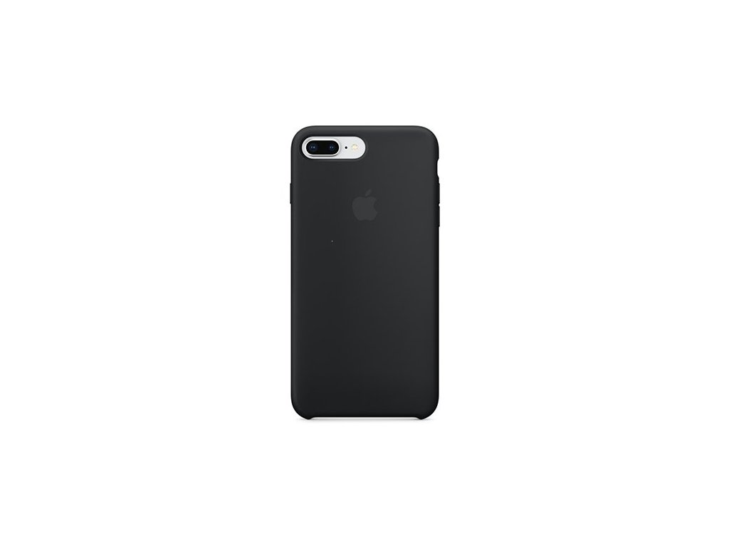 Apple Silicone Case Black - iPhone 7 Plus/8 Plus
