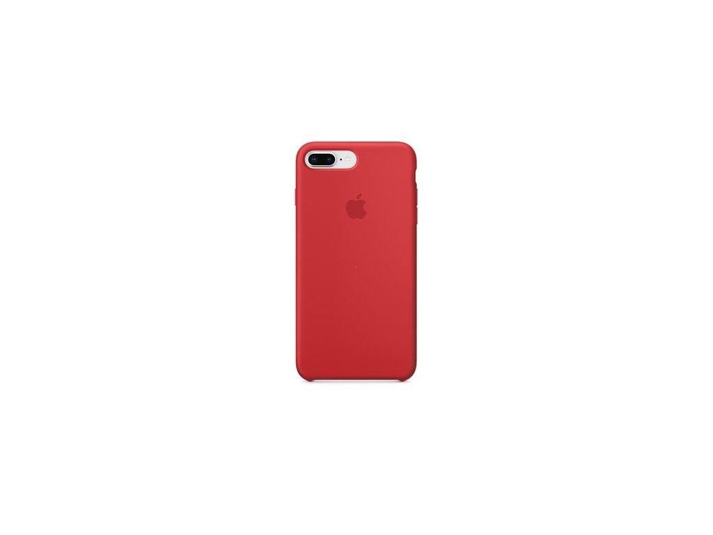 Apple Silicone Case Red - iPhone 7 Plus/8 Plus
