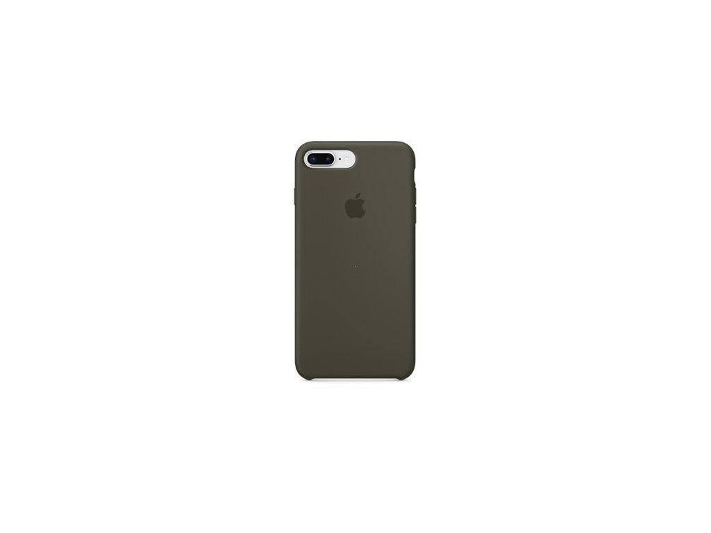 Apple Silicone Case Dark Olive - iPhone 7 Plus/8 Plus
