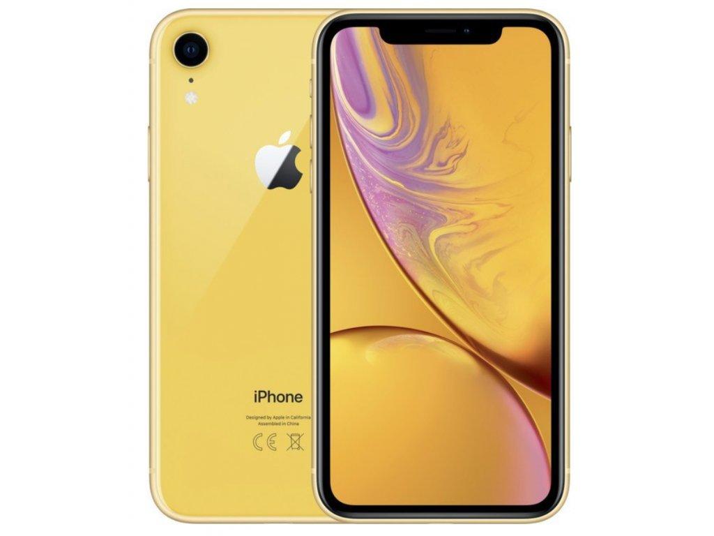 4433 apple iphone xr 64gb yellow