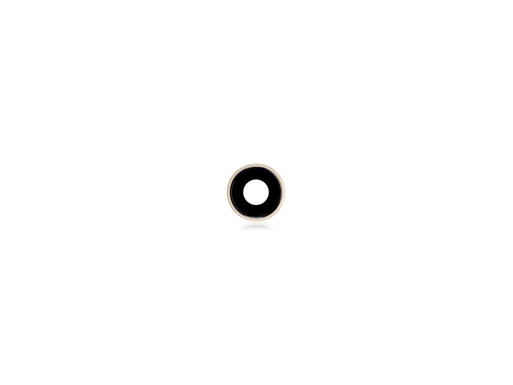 Ochranné sklíčko fotoaparátu - iPhone XR Yellow