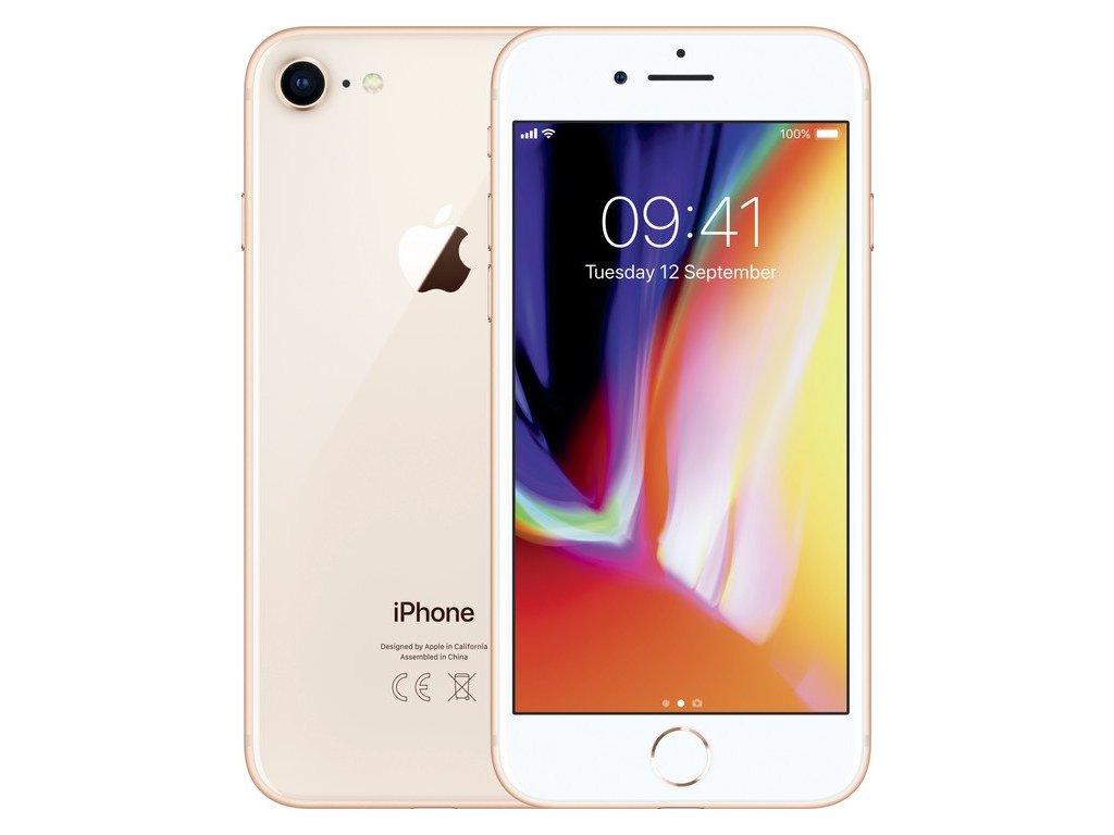 Apple 8 Gold