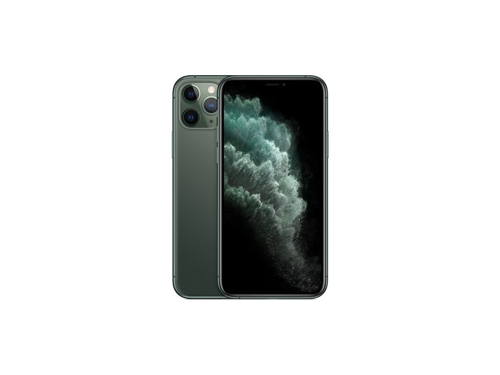 iphone 11 pro green