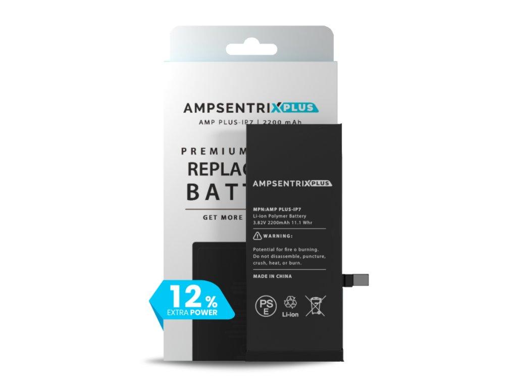 Ampsentrix Plus 2200 mAh - iPhone 7