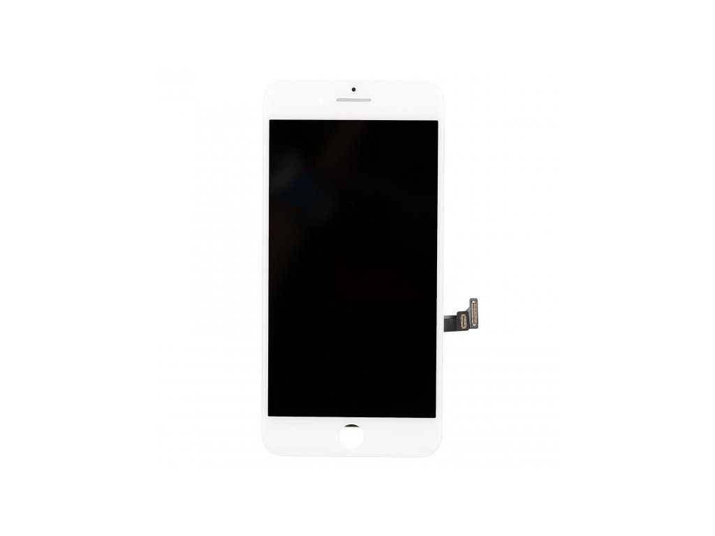 lcd with touch screen for apple iphone 7 plus 128gb white by maxbhi.com 59146