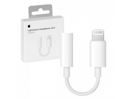 Redukce Apple - Lightning -> JACK 3,5 mm