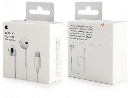 Apple EarPods Lightning konektor