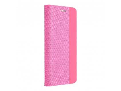 iPhone 12/12 Pro - Sensitive book růžová