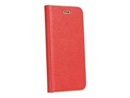 Luna Book červená - iPhone 12 Pro Max