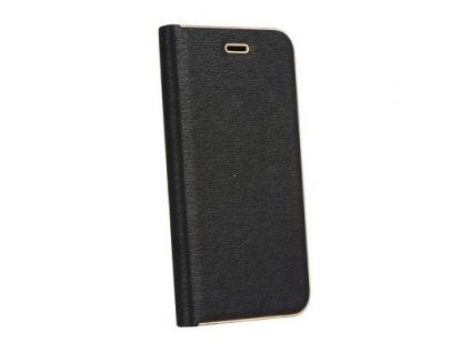 iPhone 7 Plus/8 Plus - Luna Book černá