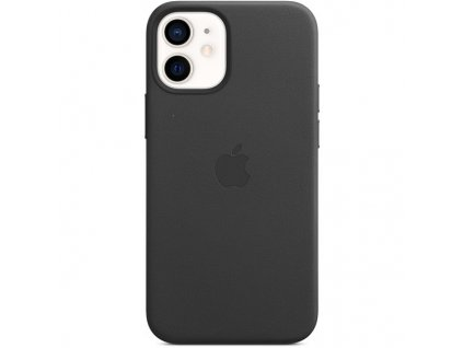 Apple Silicone Case MagSafe Black - iPhone 12 Mini
