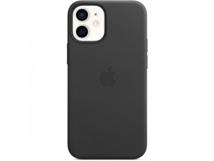 Apple Silicone Case MagSafe Black - iPhone 12 Pro Max