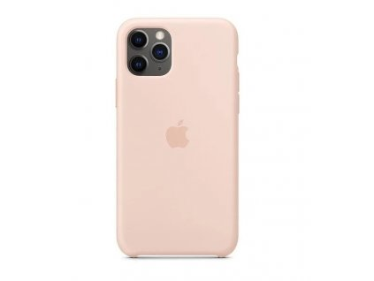 Apple Silicone Case Pink Sand - iPhone 11 Pro