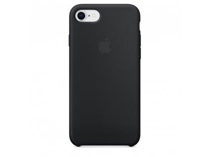 Apple Silicone Case Black - iPhone 7/8/SE 2020