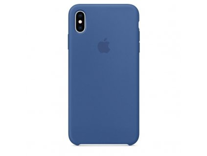 Apple Silicone Case Delft Blue - iPhone XR