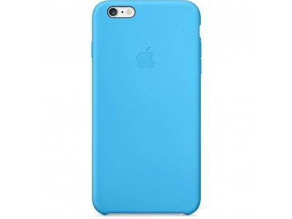 Apple Silicone Case Blue - iPhone 6/6S Plus