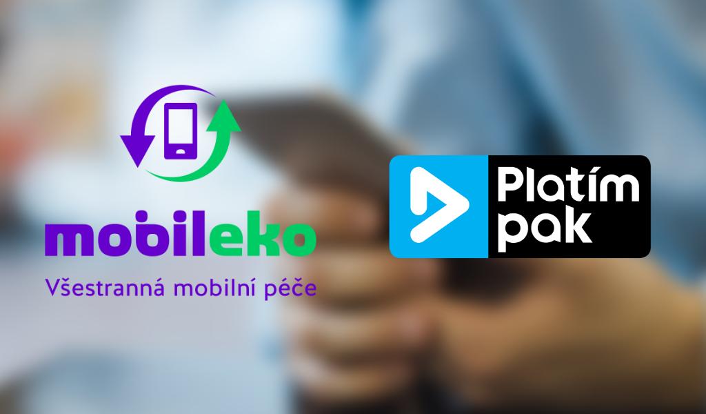 NOVĚ - Odložené platby za servisní opravy u Mobileko s Platímpak