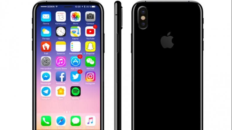 iphone8kamery
