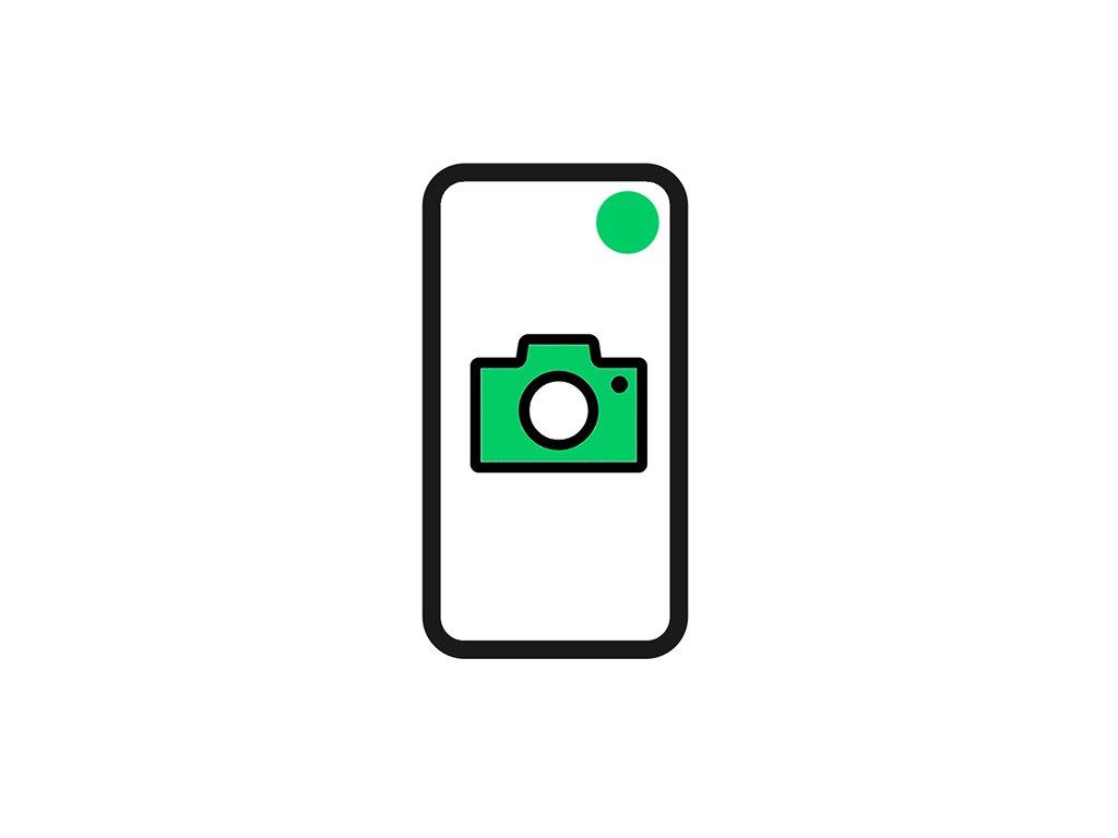 oprava přední kamery