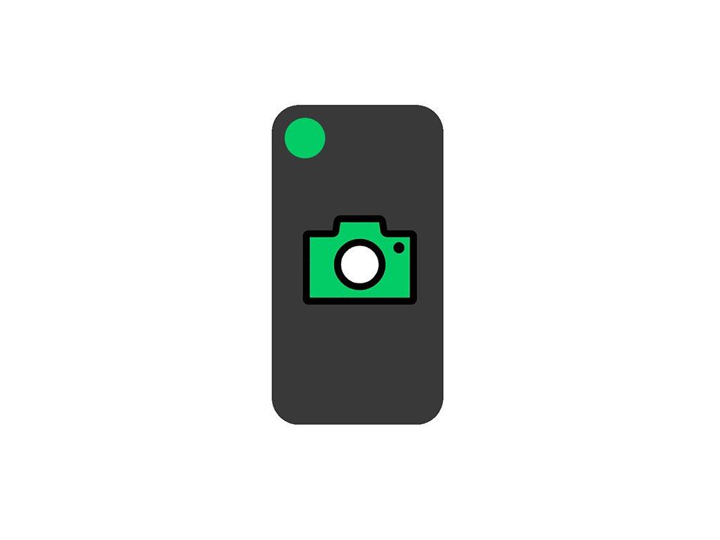 výměna zadní kamery