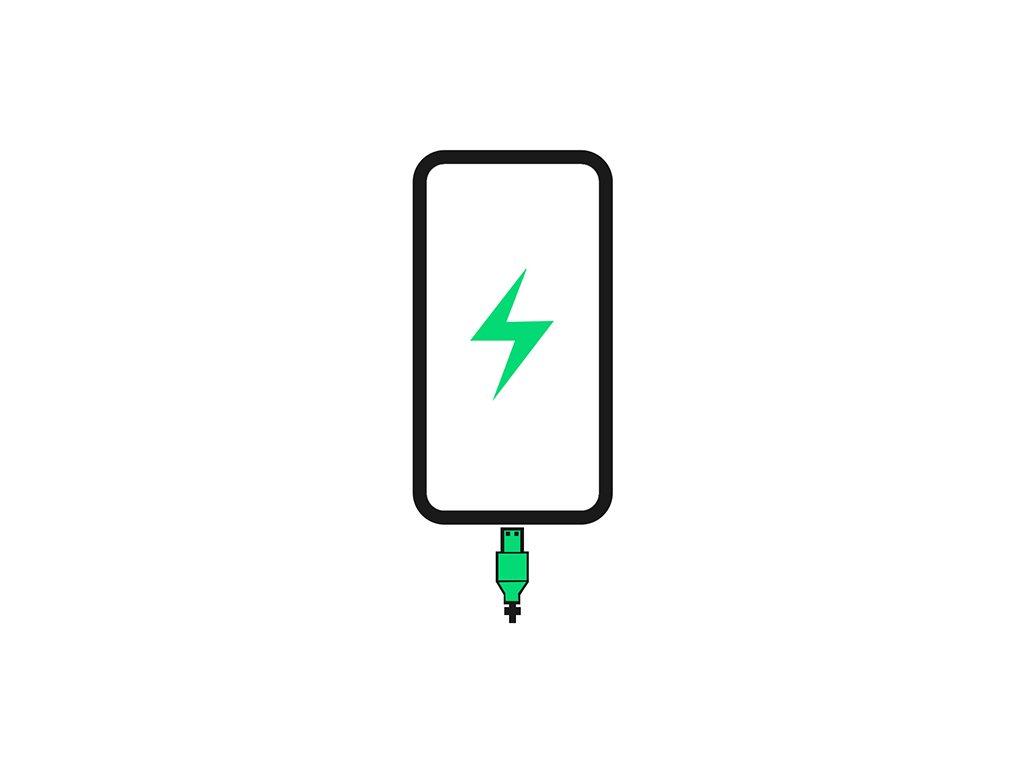 oprava usb konektor