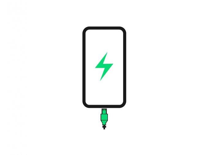 Výměna konektor nabíjení - Huawei P SMART 2019