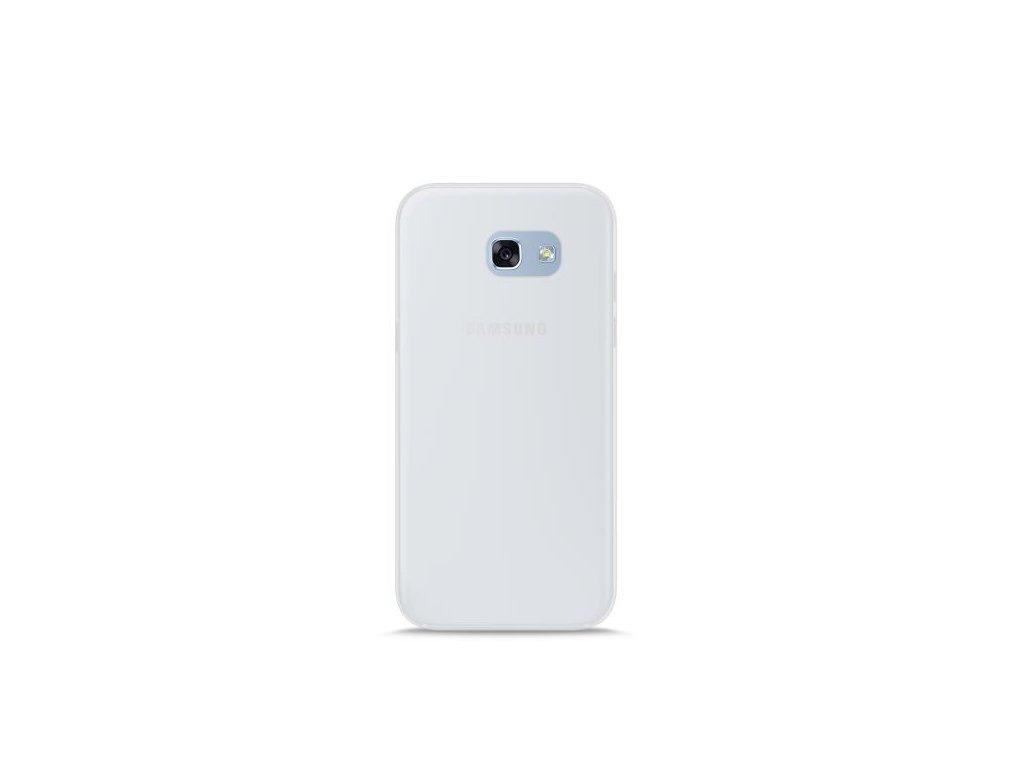 Puro zadní kryt pro Samsung Galaxy A3, silikon, transparentní, kolekce 2017