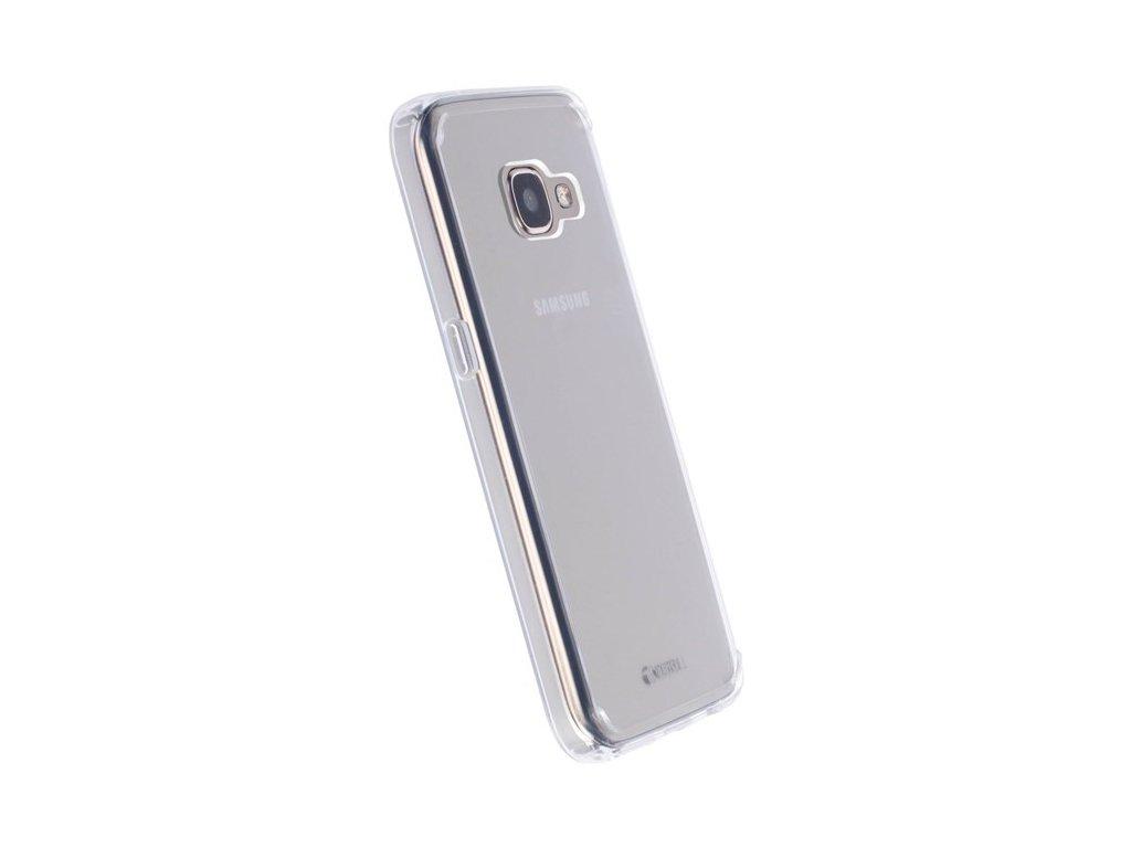 Krusell obal Bovik pro Samsung Galaxy A5, transparentní, verze 2017