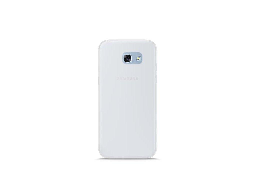 Puro zadní kryt pro Samsung Galaxy A5, silikon, transparentní, kolekce 2017