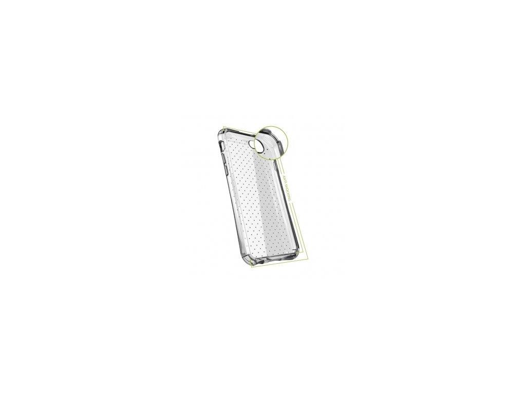 Pouzdro ShockProof pro Samsung i9300, i9301 Galaxy S3 transparentní