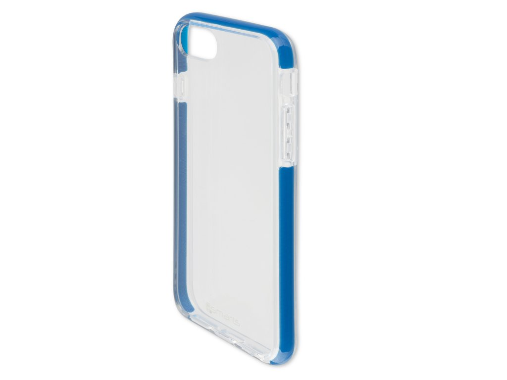 4smarts Soft Cover AIRY-SHIELD for Apple iPhone SE 2020 / 8 / 7 / 6s / 6 blue