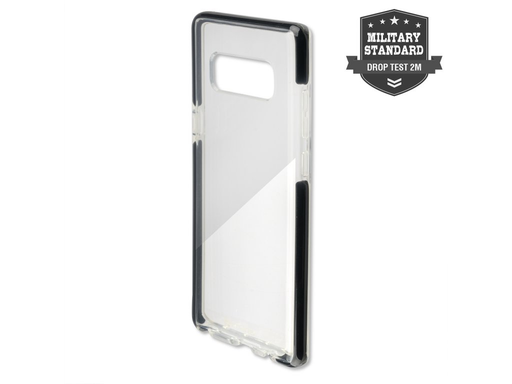 4smarts Soft Cover AIRY-SHIELD for Samsung Galaxy Note8 black