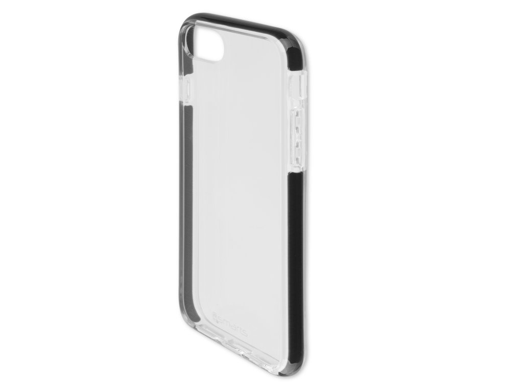 4smarts Soft Cover AIRY-SHIELD for Apple iPhone 8 Plus / 7 Plus black