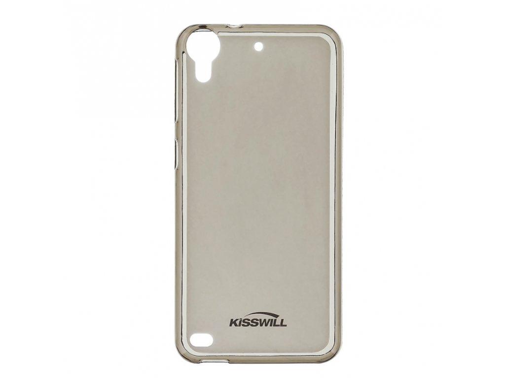 Kisswill TPU Pouzdro Black pro HTC Desire 650