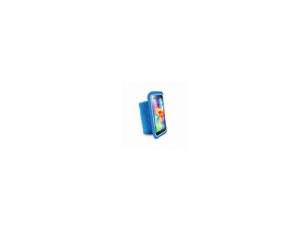 Puro pouzdro na ruku Running Wristband pro zařízení do 4.3, modrá
