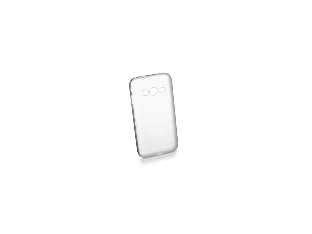 TPU pouzdro Cellularline SHAPE pro Samsung Galaxy Trend 2 Lite