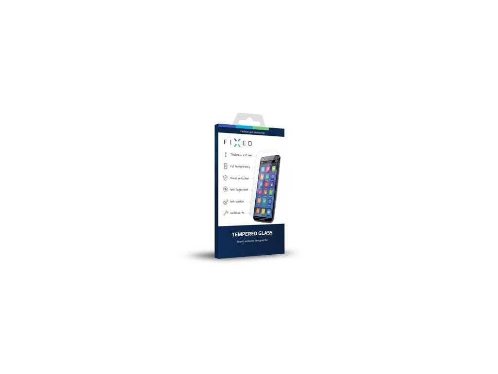 Ochranné tvrzené sklo FIXED pro Samsung Galaxy Trend/Trend Plus, 0.33mm - FIXG-020-033