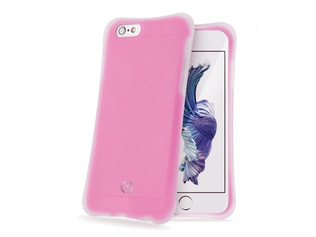 Zadní kryt CELLY ICECUBE pro Apple iPhone 6S, fuchsiový