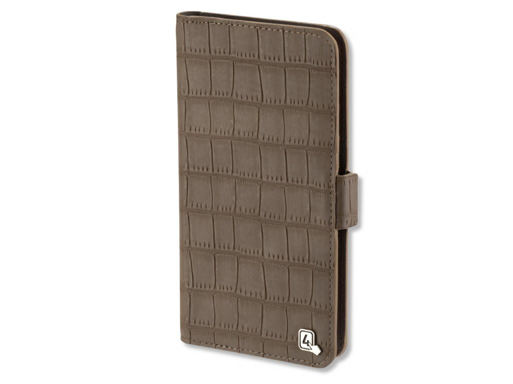 "4smarts UltiMAG Book NORWALK Universal 5.8"" croco brown"