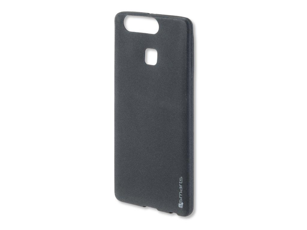 4smarts UltiMAG Soft-Touch Cover SANDBURST pro Huawei P9 černé