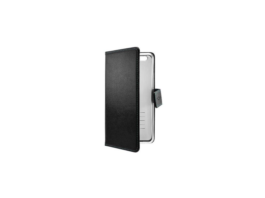 Pouzdro typu kniha FIXED pro Samung Galaxy A3(2017) černé