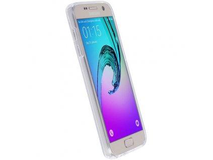 Krusell obal Kivik pro Samsung Galaxy A5, transparentní, verze 2017