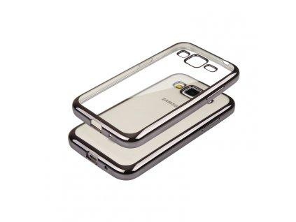 GLOSSY CASE pouzdro Samsung G360/G361 Galaxy Core Prime black / černé